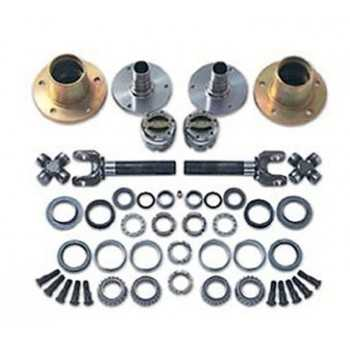 KIT DE CONVERSION AVANT JEEP CHEROKEE ET WRANGLER 95-99