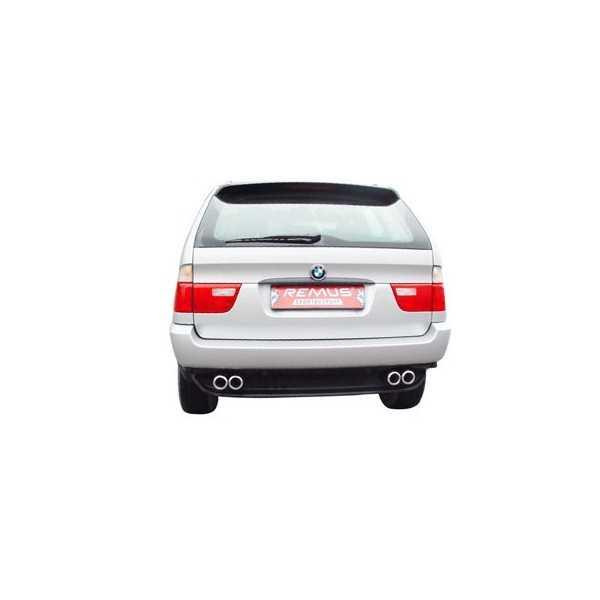 SILENCIEUX ARRIERE BMW X5 3L 2001