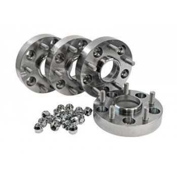Elargisseur de voie aluminium 30 mm Ssangyong Korando 2.0 XDI 01-2011+