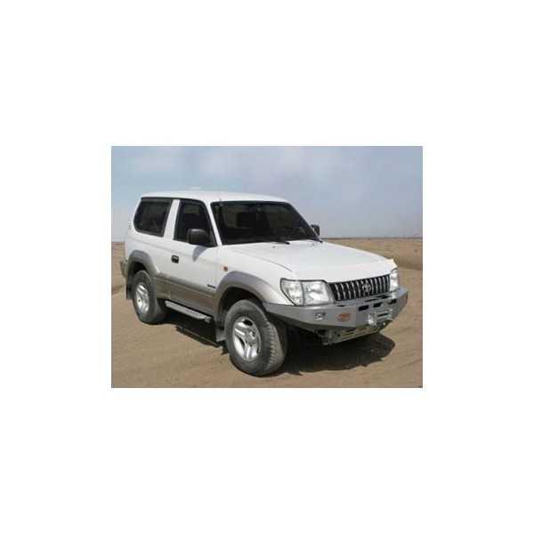 Pare chocs ASFIR avec support de treuil Toyota KZJ-KDJ 90-95 1996-2002