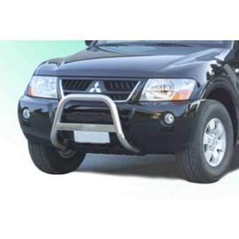 Medium bar inox 63 mm MITSUBISHI PAJERO 3L2 DID 00-02