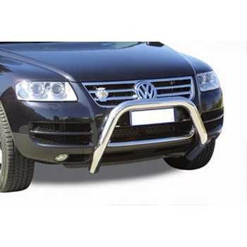SUPER BAR INOX 76MM VOLKSWAGEN TOUAREG