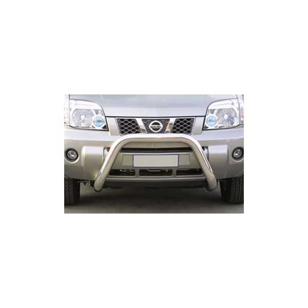 SUPER BAR INOX 76MM NISSAN XTRAIL 04-07