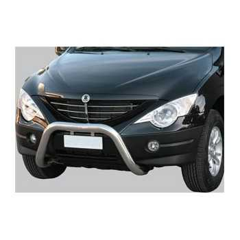 SUPER BAR INOX 76MM SSANGYONG ACTYON 2006