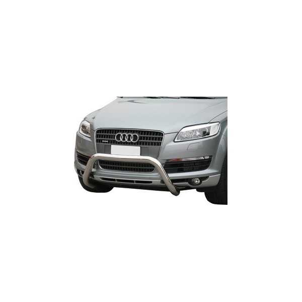Super bar inox 76 mm AUDI Q7