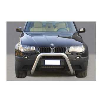 SUPER BAR INOX 76MM BMW X3