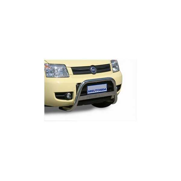 Medium bar inox 63 mm FIAT PANDA