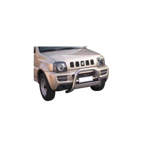 Medium bar inox 63 mm SUZUKI JIMNY diesel 2006-2012