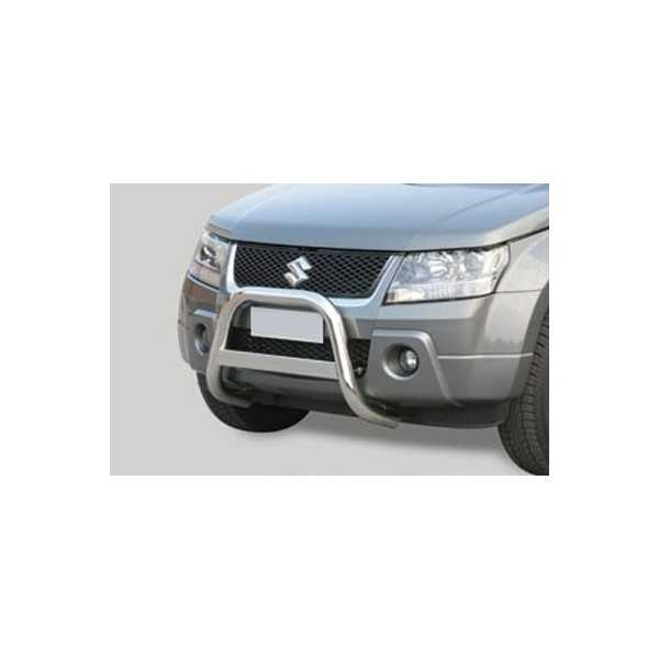 Medium bar inox 63 mm Suzuki G.Vitara 2005-2008 Homologuée CE