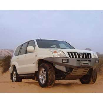Pare chocs ASFIR a/support de treuil Toyota KDJ 120-125 VX 2002-2009