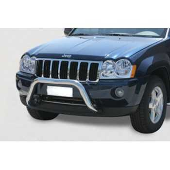 SUPER BAR INOX 76MM JEEP GRAND CHEROKEE 2005-2010