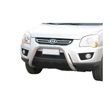 SUPER BAR INOX 76MM KIA SPORTAGE 2008 -