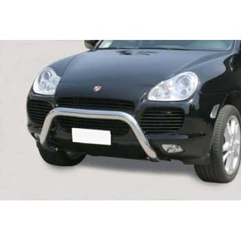 Super bar inox 76 mm Porsche Cayenne 2003+