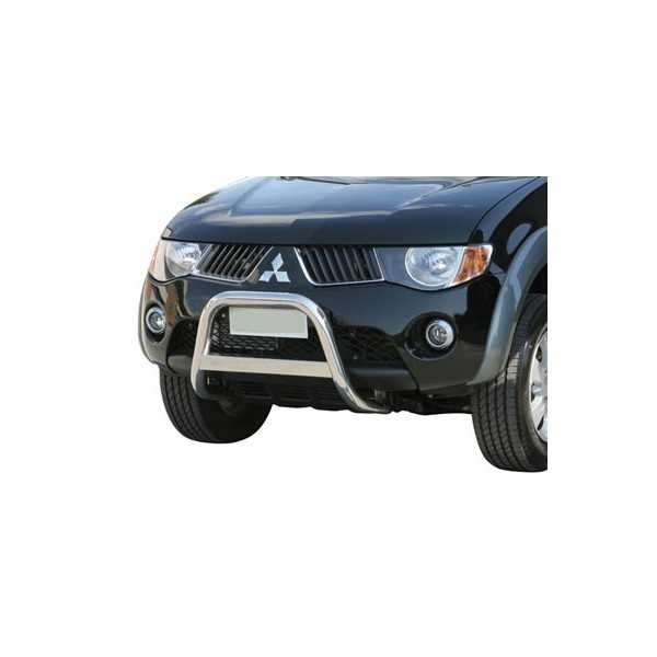 Medium bar inox 63 mm MITSUBISHI L200 2006-2009