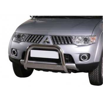 Medium bar inox 63 mm MITSUBISHI L200 2010-1015