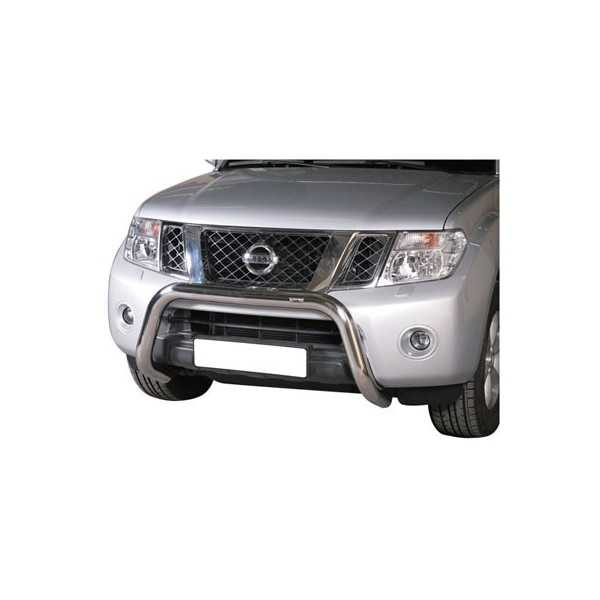 SUPER BAR INOX 76MM NISSAN NAVARA D40 2010