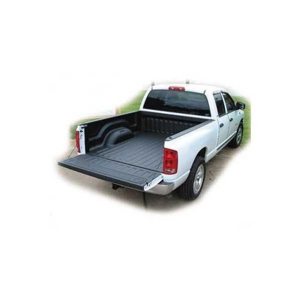 Bac de benne sans rebords Toyota Hilux Vigo Simple Cabine 2006-2014