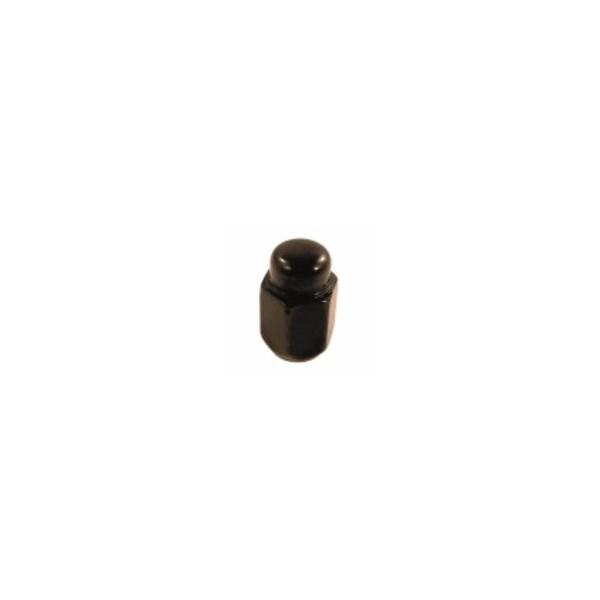 Ecrou de roue noir 16X1,50 LAND ROVER -RANGE ROVER CLASSIC
