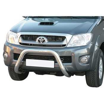SUPER BAR INOX 76MM TOYOTA HILUX VIGO 2006-2011