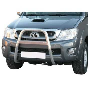 BIG BAR 63 MM INOX TOYOTA HILUX VIGO 2006-2011