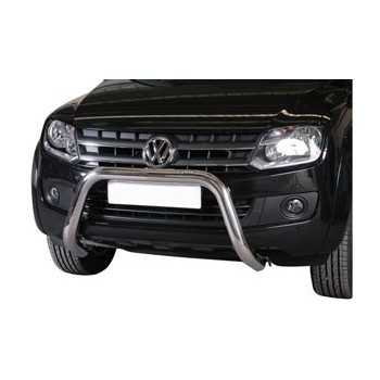 SUPER BAR INOX 76MM VOLKSWAGEN AMAROK 2010-