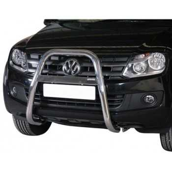 BIG BAR 63 MM INOX VOLKSWAGEN AMAROK 2010