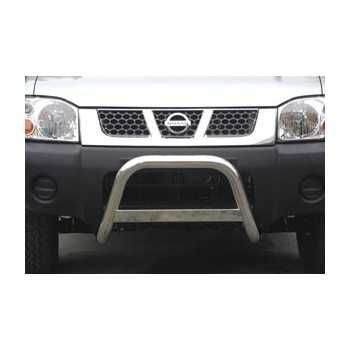 MEDIUM BAR INOX 63MM NISSAN NAVARA D22 2002-2005