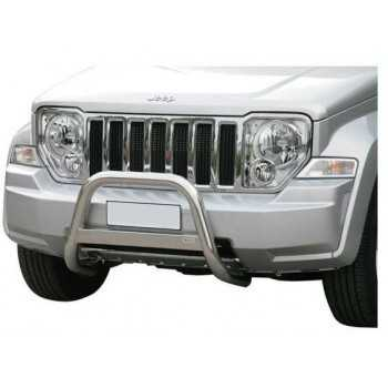 MEDIUM BAR INOX 63MM JEEP CHEROKEE KK 2008-