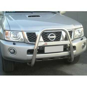 BIG BAR 63 MM INOX NISSAN GR Y61 2005-