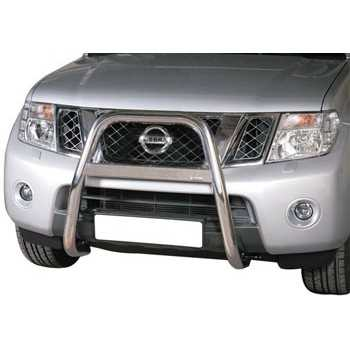 BIG BAR 63 MM INOX NISSAN NAVARA D40 2010-2015