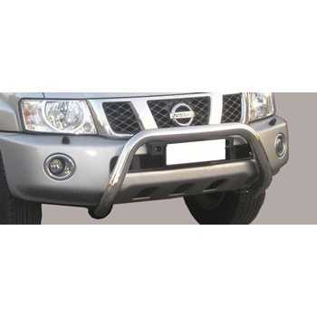 SUPER BAR INOX 76MM NISSAN PATROL GR 2005