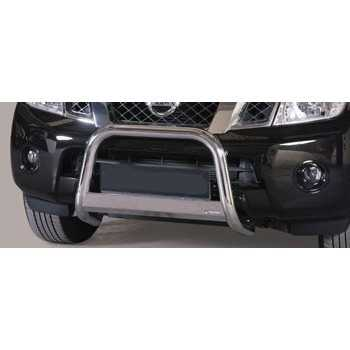 MEDIUM BAR INOX 63MM NISSAN PATHFINDER 2011