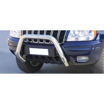SUPER BAR INOX 76MM JEEP GRAND CHEROKEE 99-2005