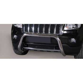 SUPER BAR INOX 76MM JEEP GRAND CHEROKEE 2011-2014