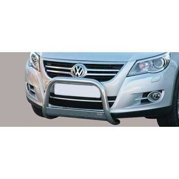 MEDIUM BAR INOX 63MM VOLKSWAGEN TIGUAN 2008- HOMOLOGUE CE