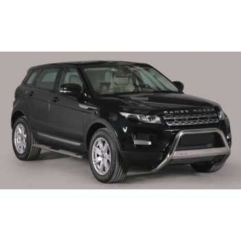 MEDIUM BAR INOX 63MM RANGE ROVER EVOQUE HOMOLOGUE CE