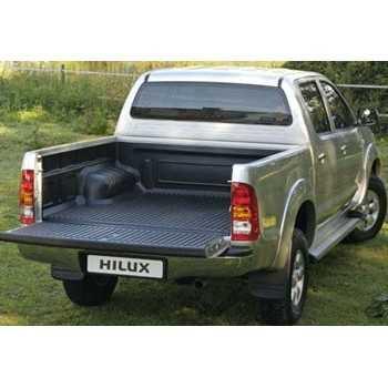 Bac de benne sans rebords Toyota Hilux Vigo 2006-2015 4 portes