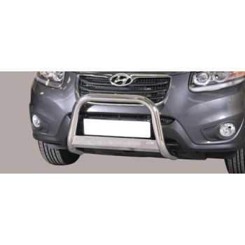 MEDIUM BAR INOX 63MM HYUNDAI SANTA FE 2010-2012