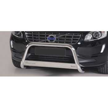 MEDIUM BAR INOX 63MM VOLVO XC60 2014 - HOMOLOGUE CE