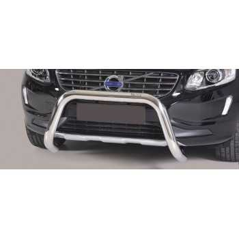 SUPER BAR INOX 76MM VOLVO XC60 2014- HOMOLOGUE CE