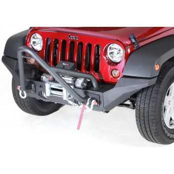 Embout de pare chocs noir haut Jeep Wrangler JK 2007-2018