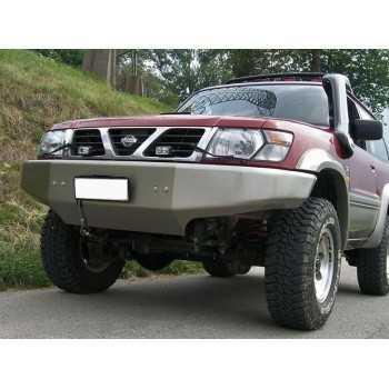 Pare choc AFN avec support de treuil Nissan GR Y61 1997-2016