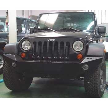 Pare choc avant AFN Jeep Wrangler JK 2007-