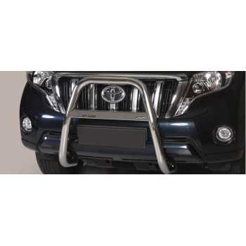 BIG BAR 63 MM INOX TOYOTA KDJ 150 2014-
