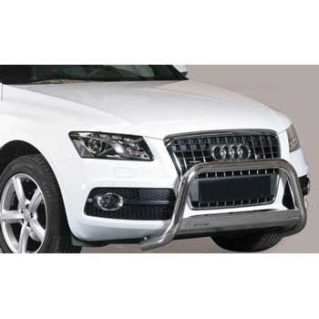 MEDIUM BAR INOX 63MM AUDI Q5 HOMOLOGUE CE