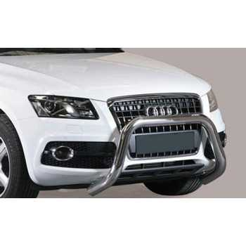 SUPER BAR INOX 76MM AUDI Q5 2008- HOMOLOGUE CE