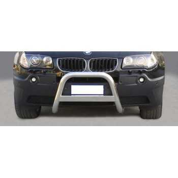 MEDIUM BAR INOX 63MM BMW X3