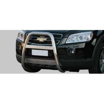 BIG BAR 63 MM INOX CHEVROLET CAPTIVA 2006-2010
