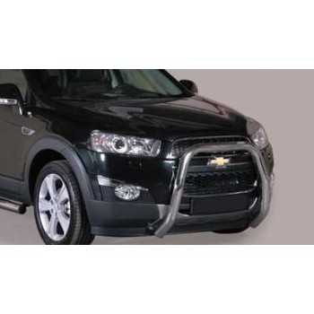 SUPER BAR INOX 76MM CHEVROLET CAPTIVA 2011- HOMOLOGUE CE