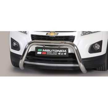 SUPER BAR INOX 76MM CHEVROLET TRAX HOMOLOGUE CE